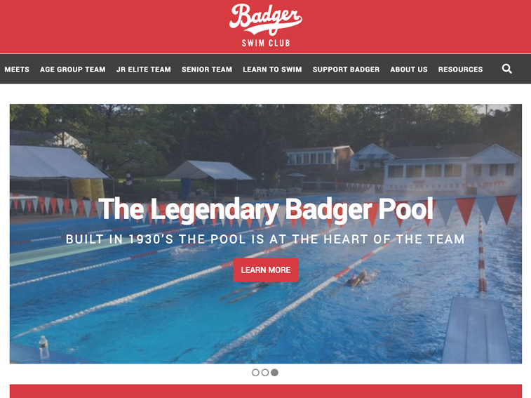 Badger Swim Club