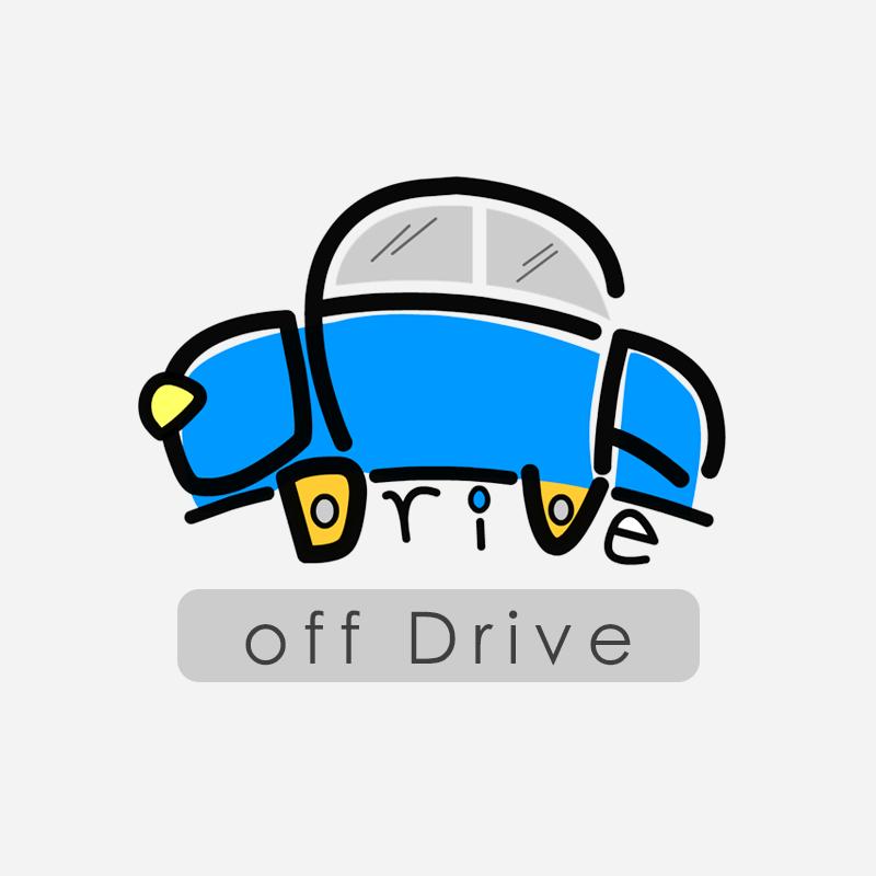 Off Drive